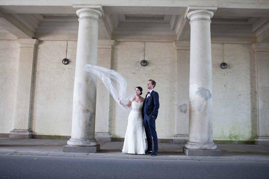 Professionel fotograf til bryllup i Aarhus