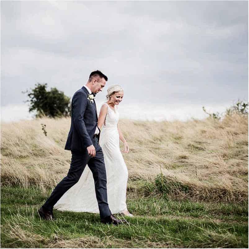 Vi kan planlægge bryllupsfotograferingen lige præcis som I ønsker