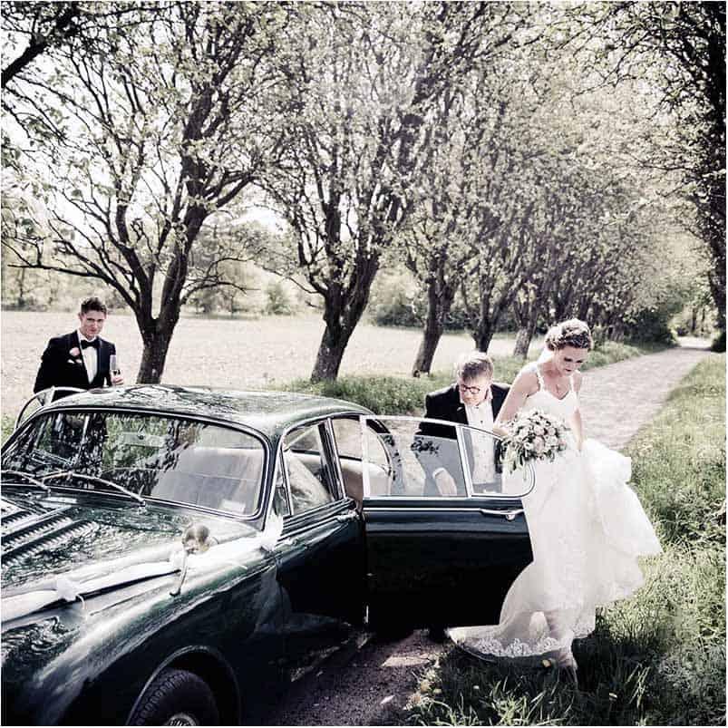 bryllup Spiselauget