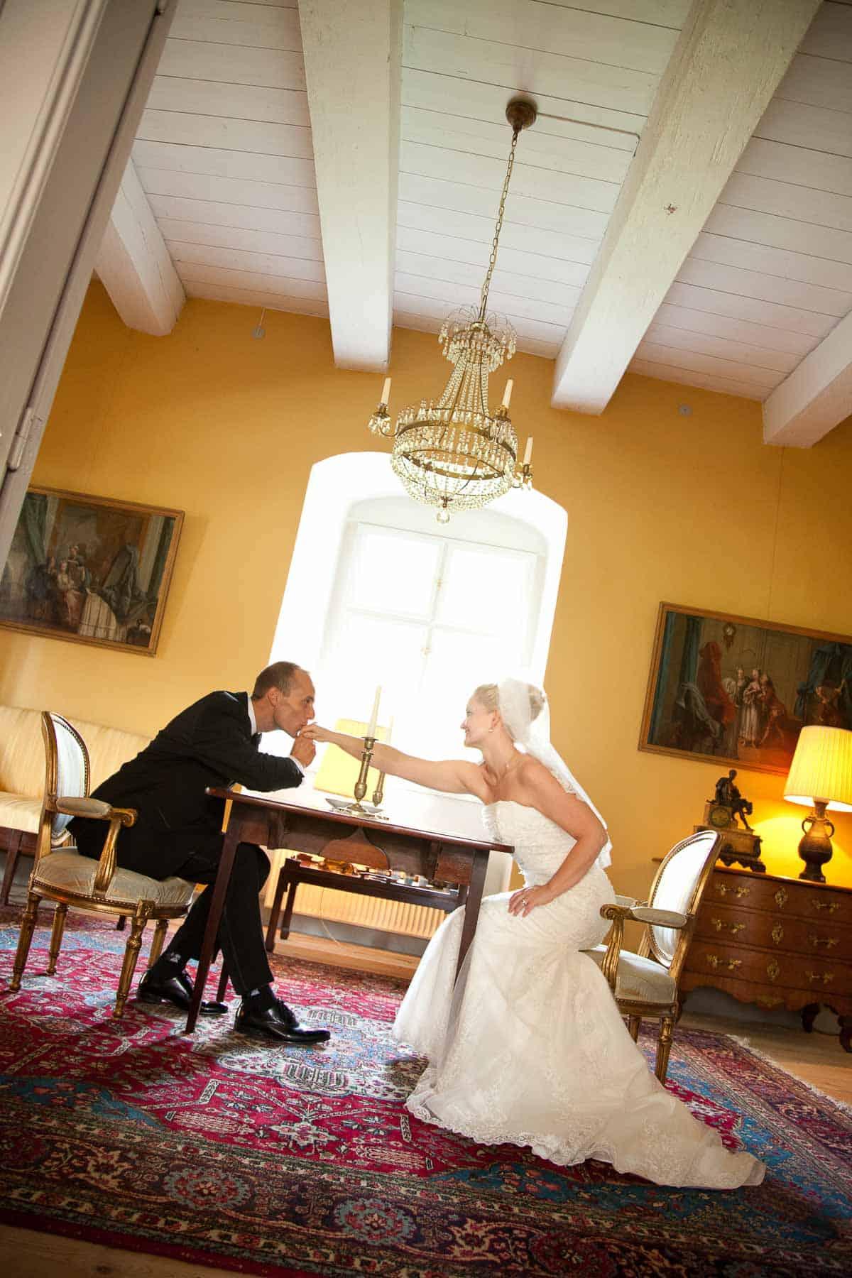 Bryllupsfotograf i Skive - Fotograf