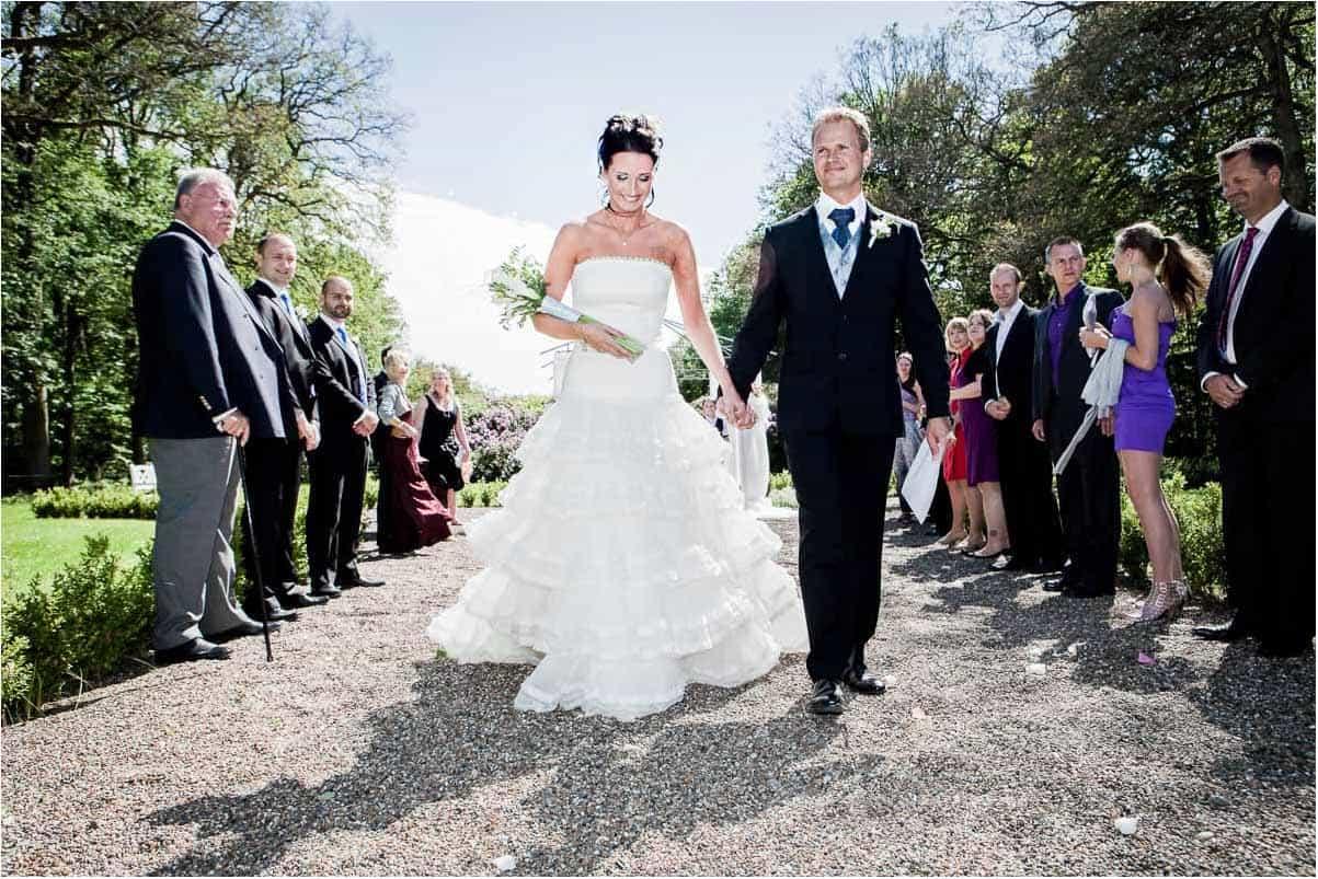 Lokaler til bryllup i naturskønne omgivelser ved Horsens Fjord