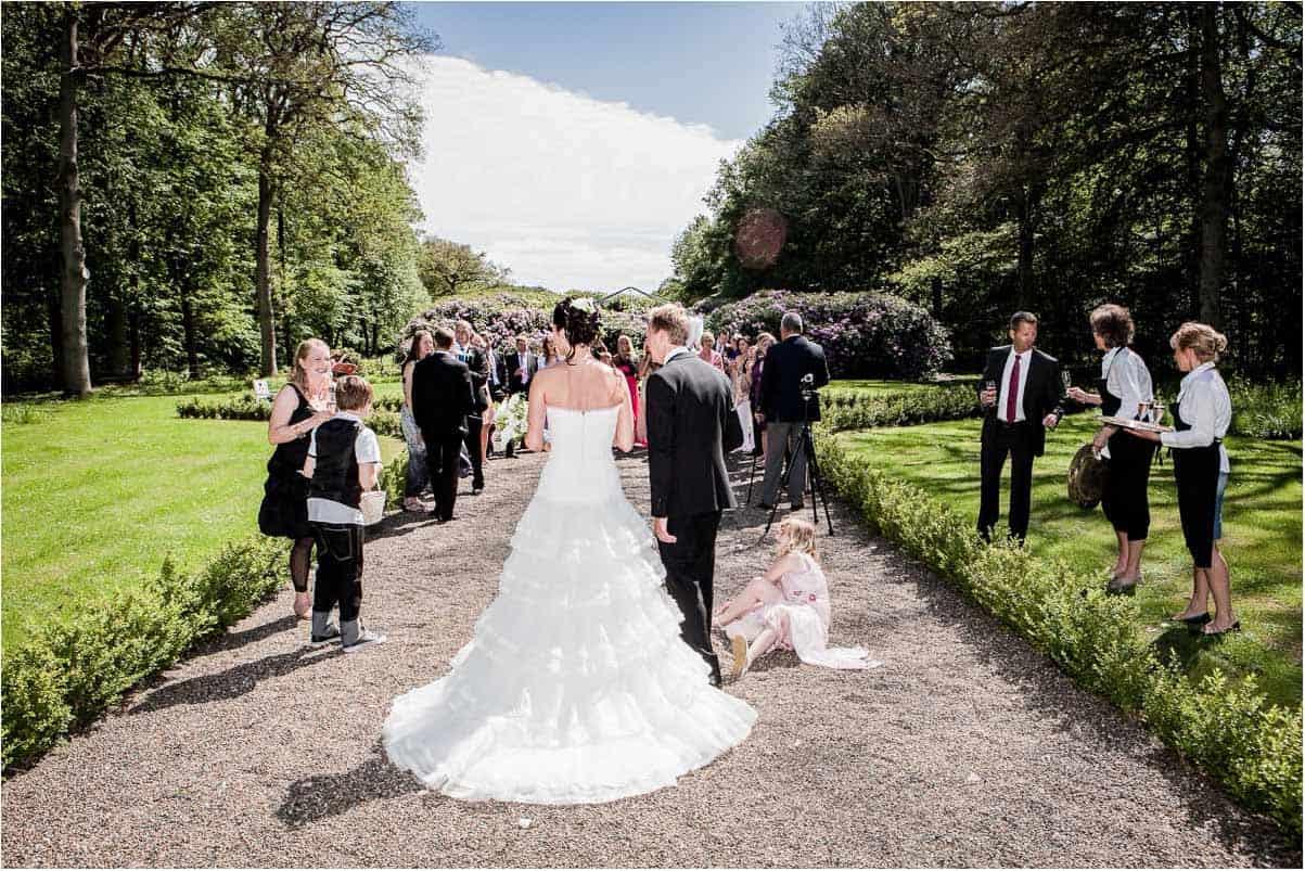 Tehus bakken – et romantisk og personligt bryllup på toppen af Danmark