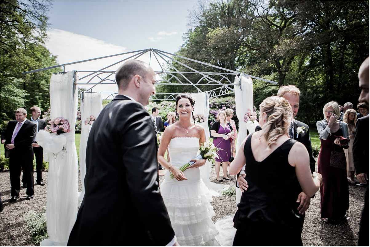 udendørs bryllup jylland