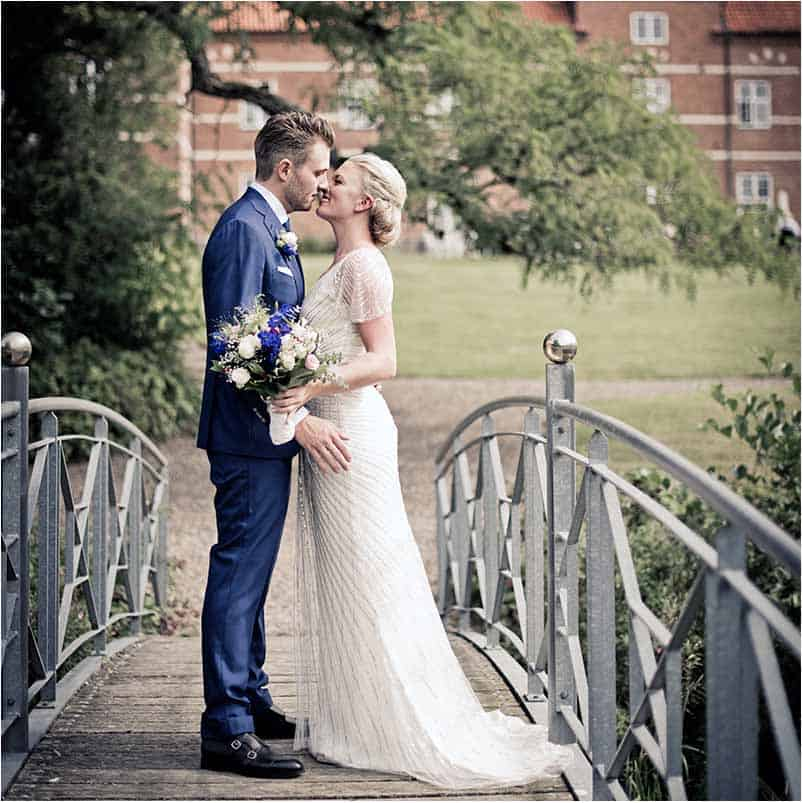Bryllupsbilleder i KBH