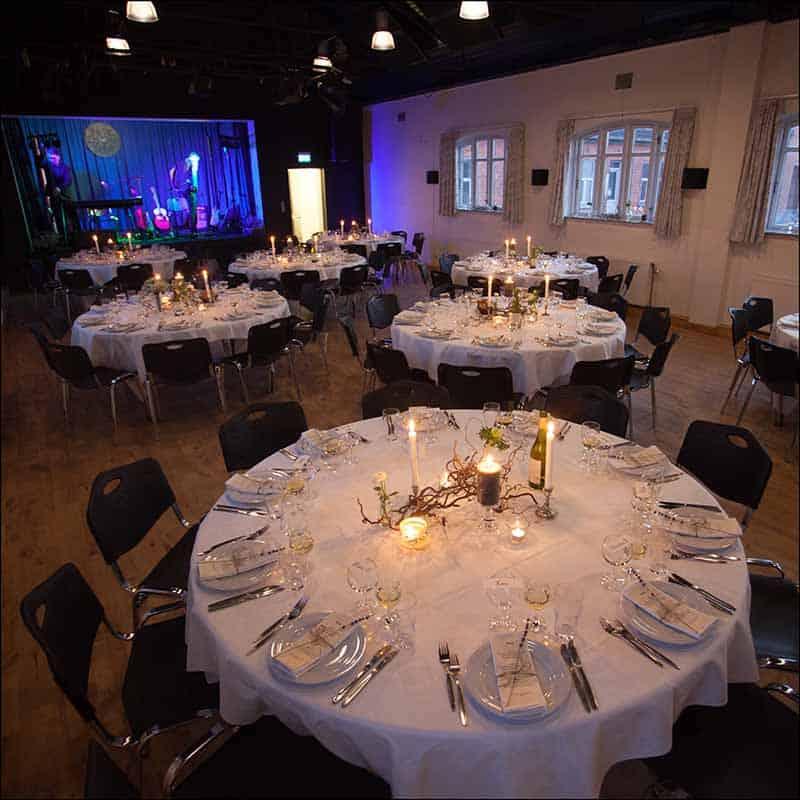 bryllupsfest i Århus