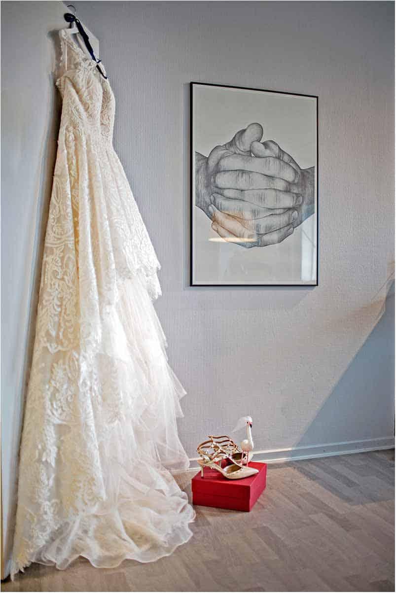 brudens forberedelse KBH