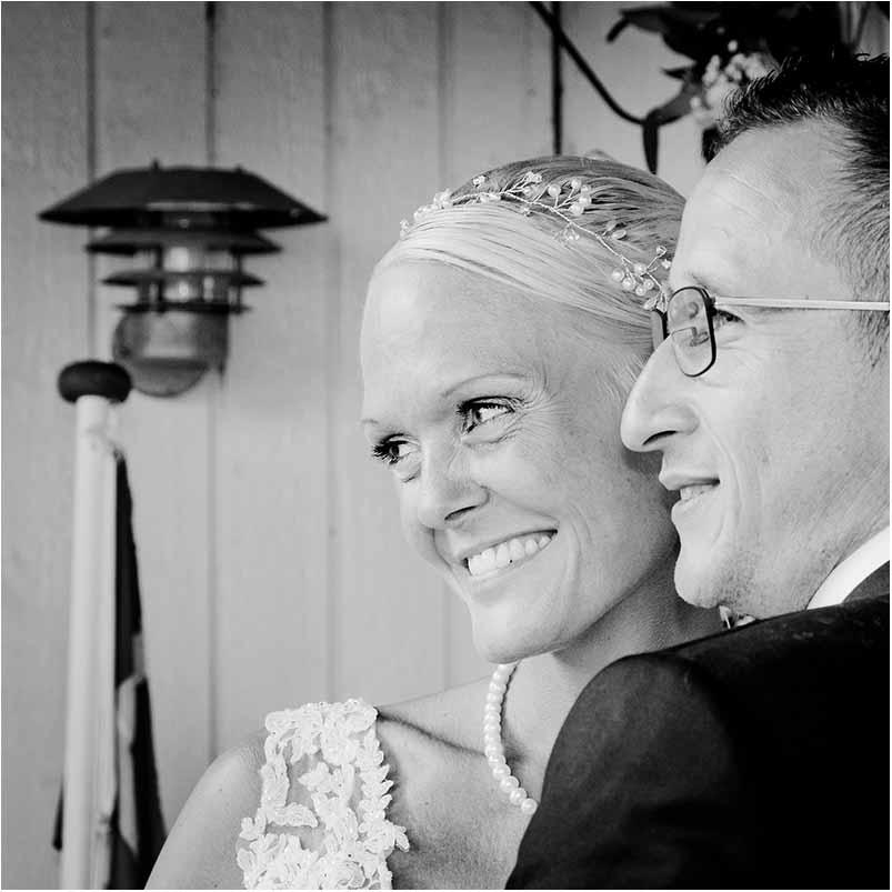 Bryllupsfotograf Slesvig - Vielse i Slesvig