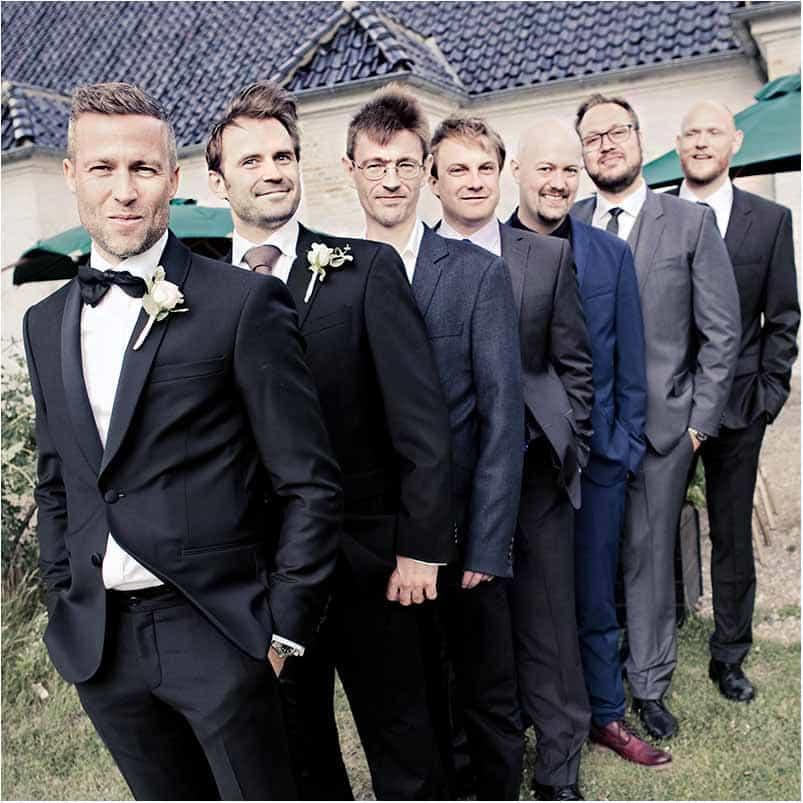 Bryllupsfotograf Slesvig