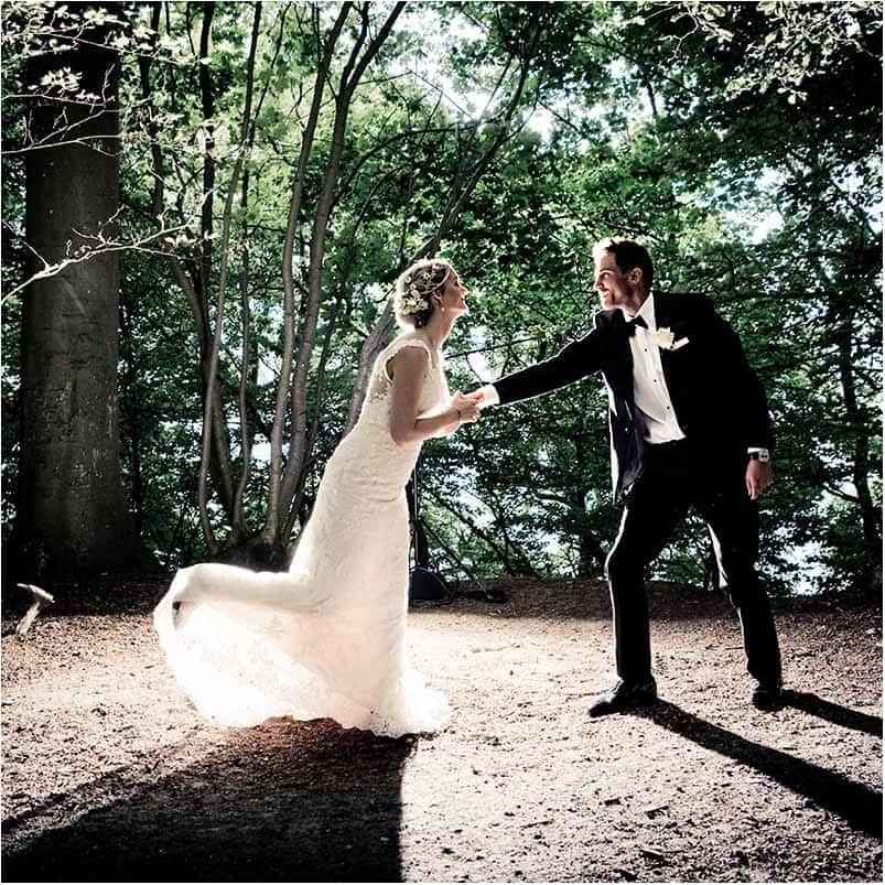 Bryllupsfotograf Ballebro