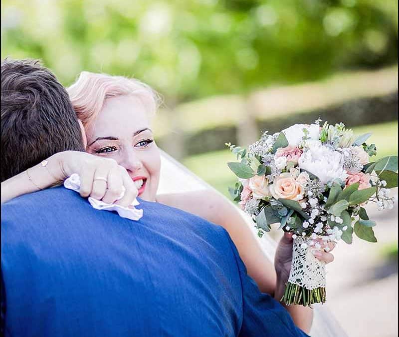 Bryllup og gammel overtro i kirken