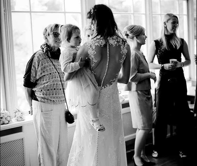 brudepigekjoler