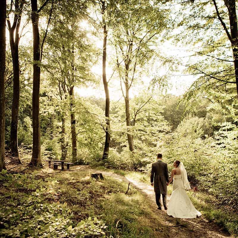 Gifter du deg på sommeren?