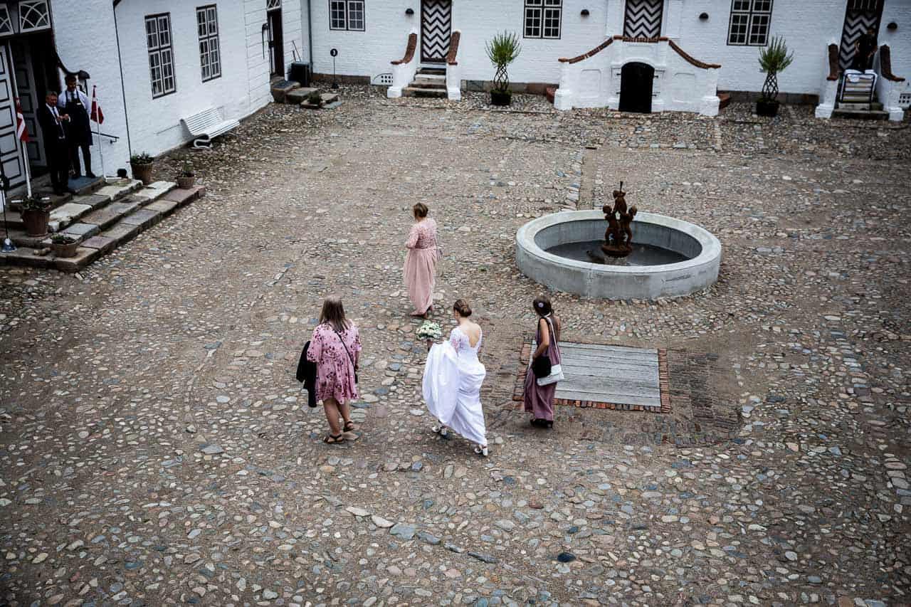 bryllupsforespørgsel - Nørre Vosborg
