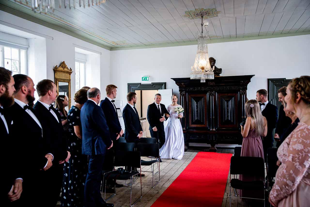 Nørre Vosborg - Har du lyst til at blive gift