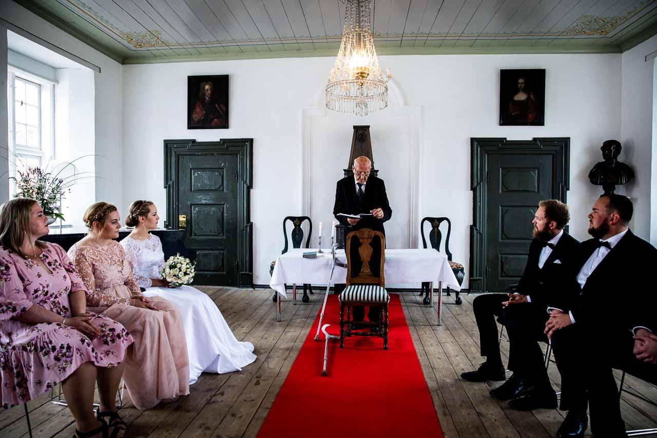 Norske bryllupper skæpper i kassen | Ulfborg-Vemb