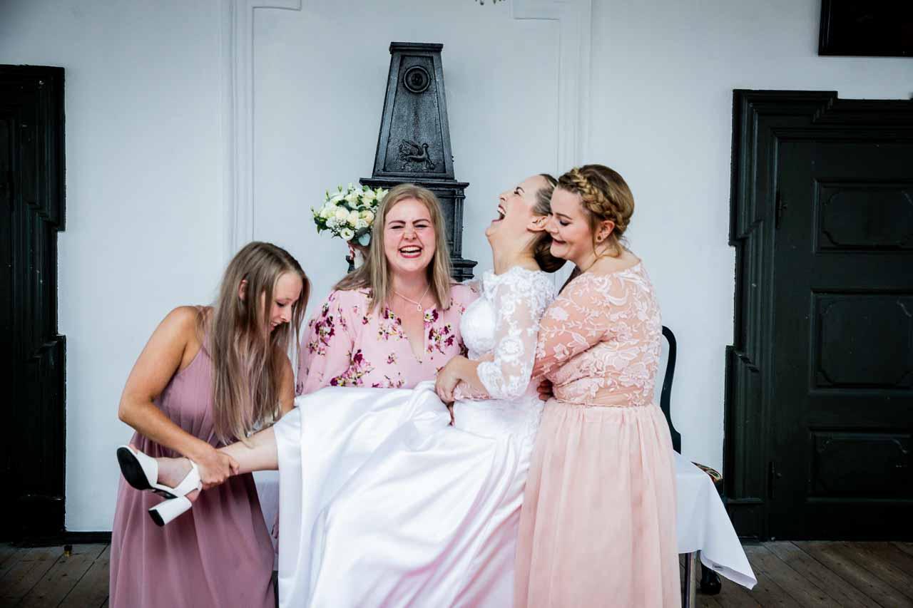 bryllupsfest efter jeres ønsker.