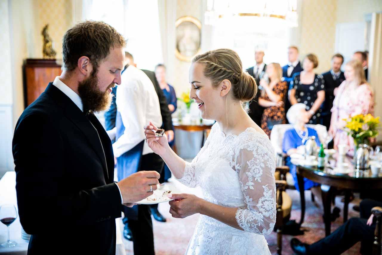 Nørre Vosborgs smukke rammer er som skabt til romantik, forelskelse, drømme om fremtiden, glæde og bryllup