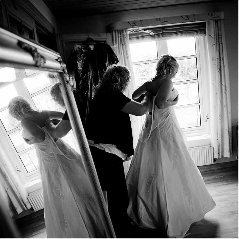 """En drøm av en brudekjole som hadde """"DET"""" men..."""