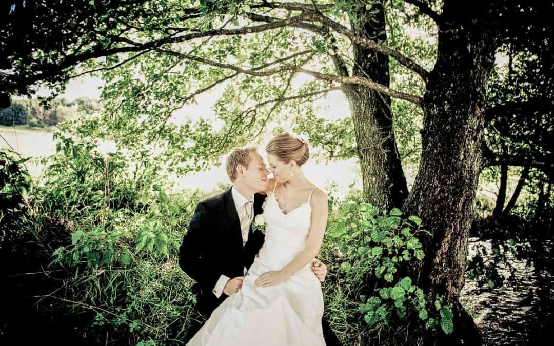 Lyngby Kirke bryllup