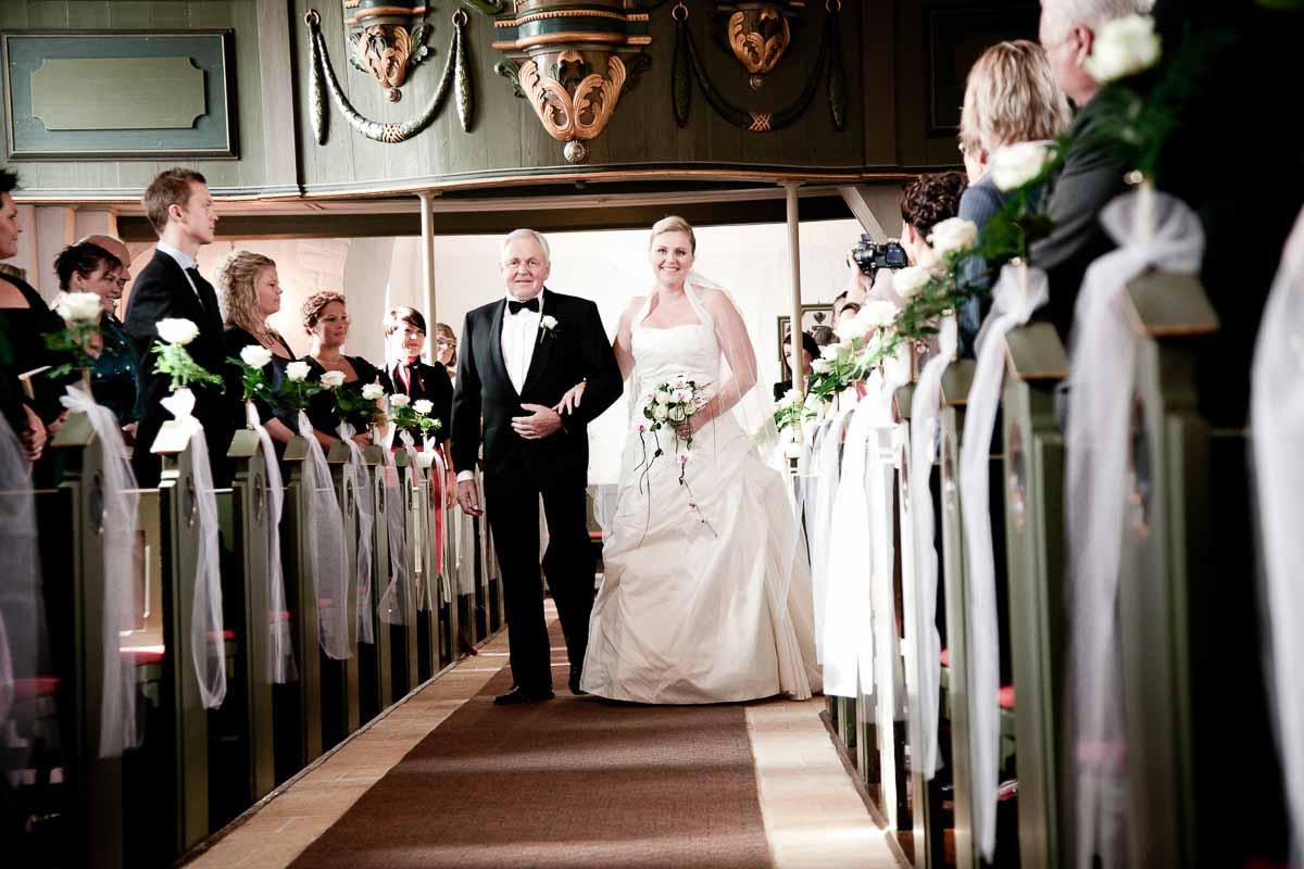Den klassiske bryllupsfotograf
