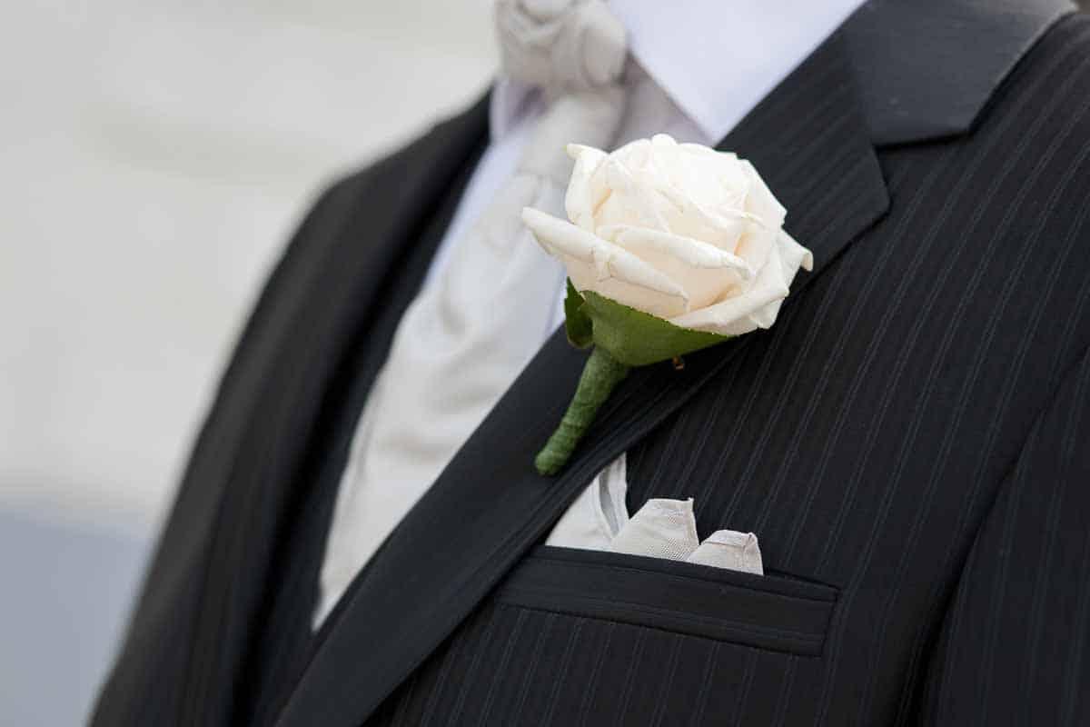 Brudgommens antrekk