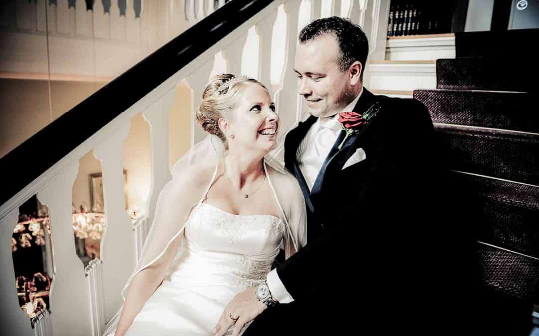 Portrætterne ved brylluppet