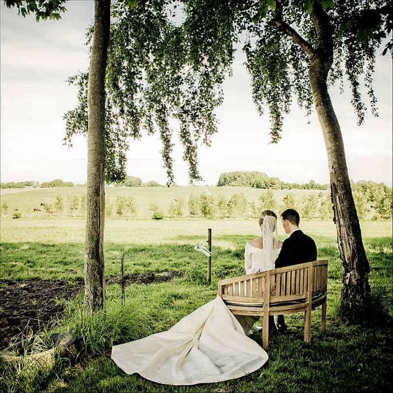 6 uker før bryllupet