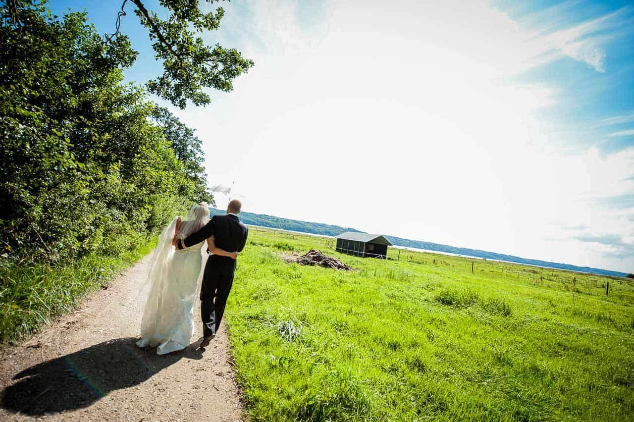 Bryllup Hjemmeside og fotobog