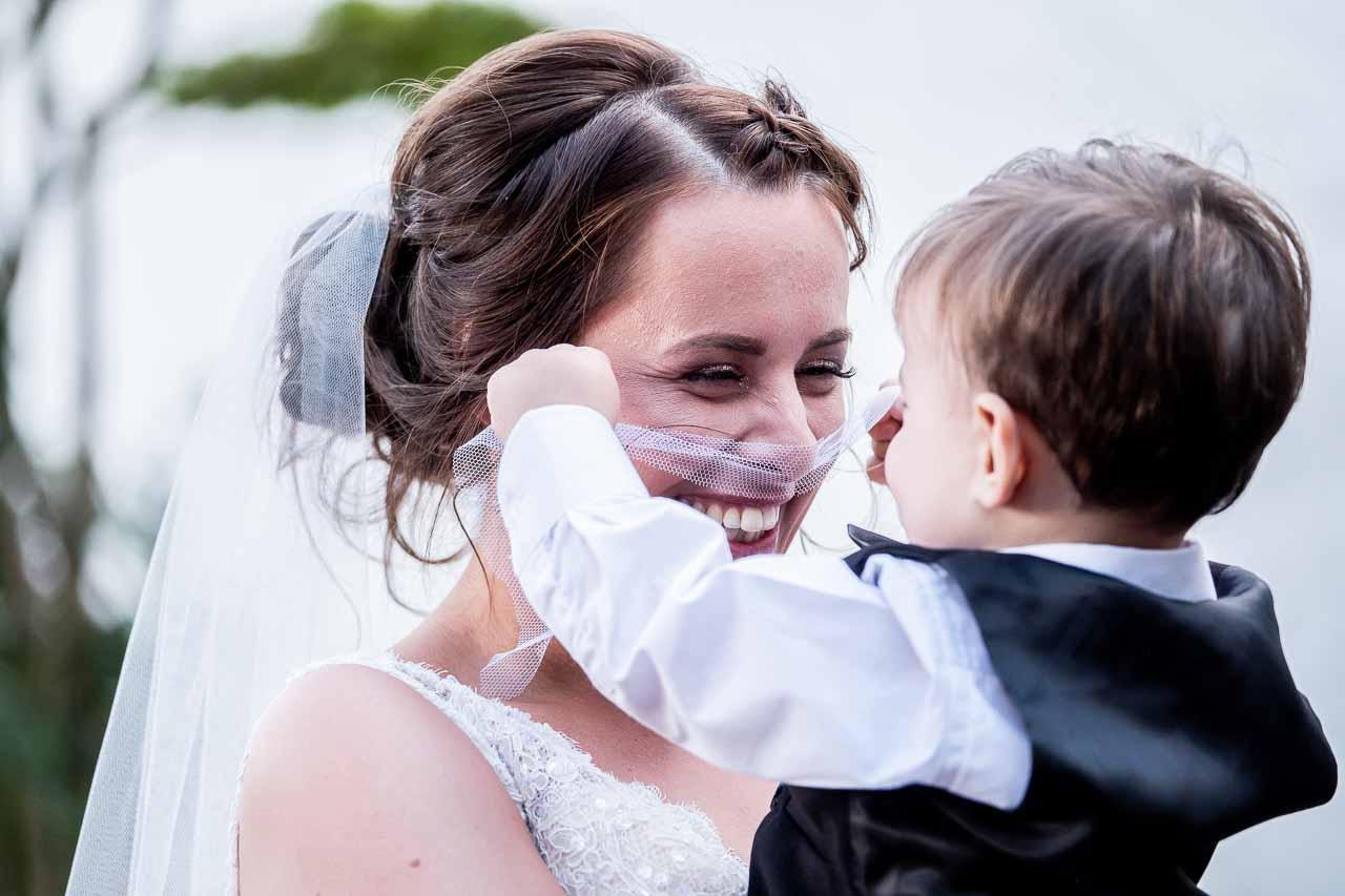 Skal der børn med til bryllup