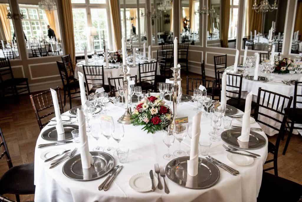 Dekorationer til bryllupper