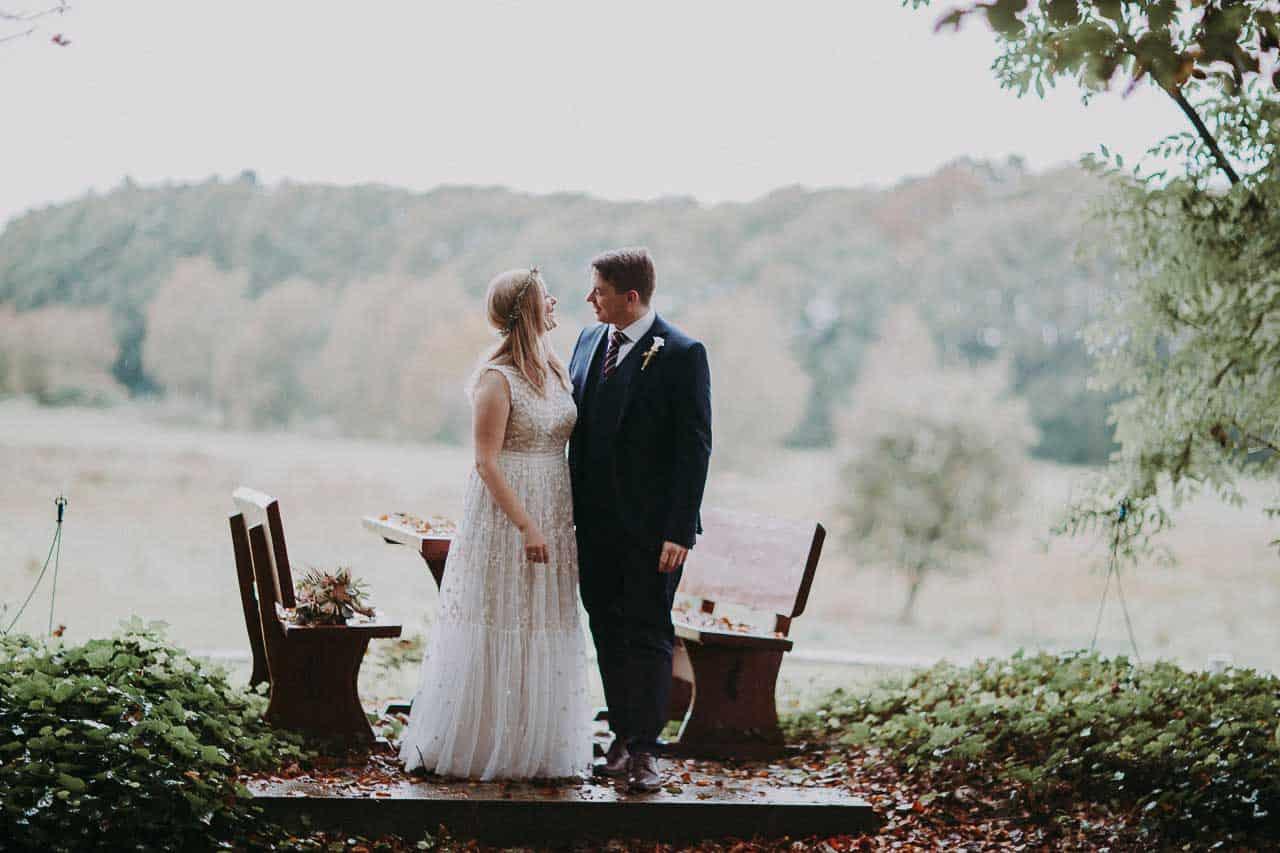 Neder Kjærsholm Hovedgaard bryllupsportrætter