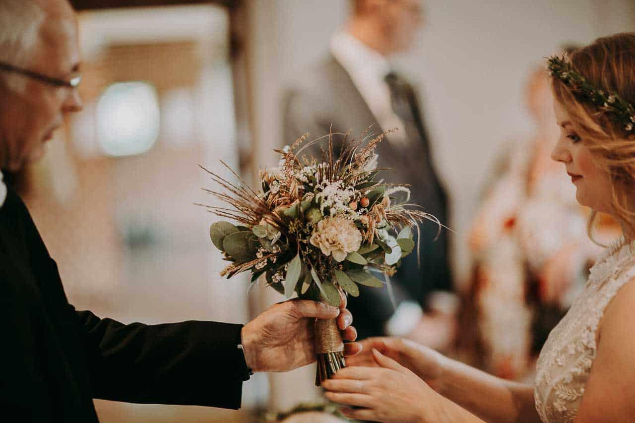 Sct. Johannes Kirke bryllupsfotografer