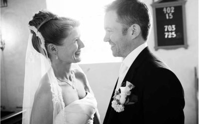 Bryllupsfotograf i Ikast