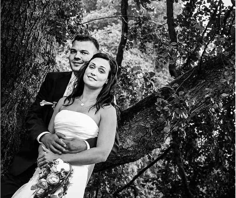 Bryllup i Århus