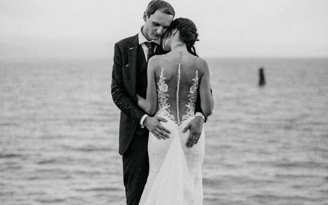 Fotografering ved brylluppet