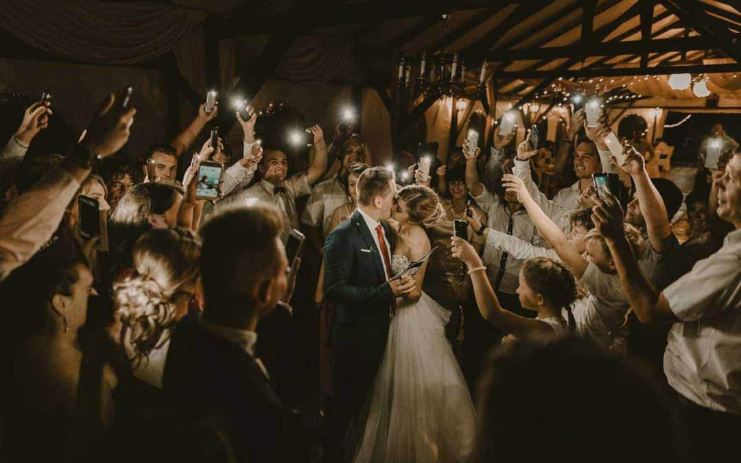 Bryllup på Vraa Slotshotel