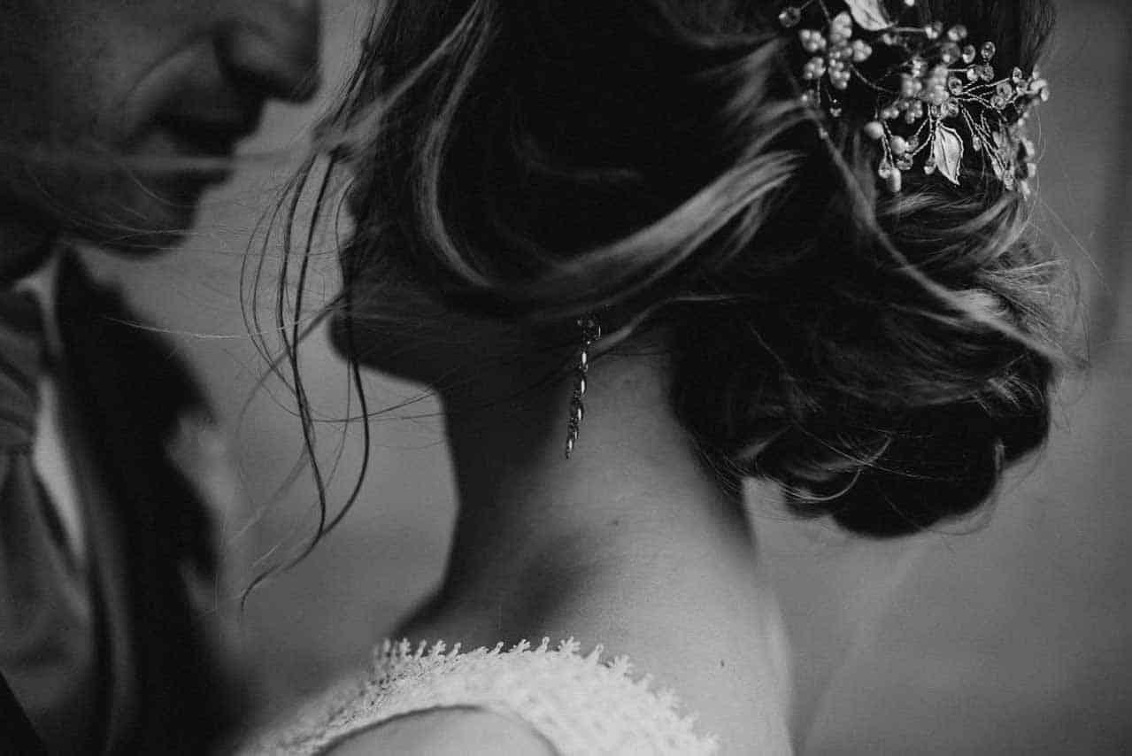 Bryllupsfotograf til brudepar