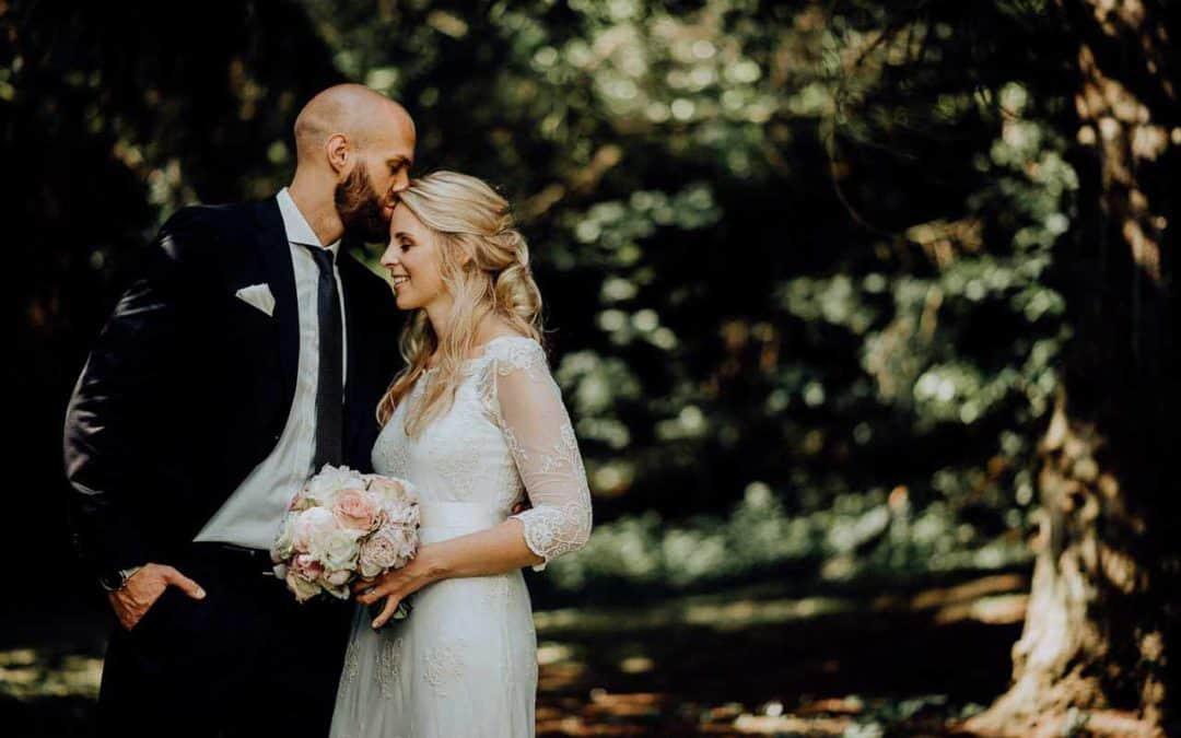 Skjoldenæsholm Gods bryllup