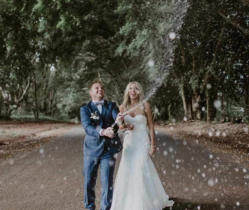 Bryllup i KongeKilden Dyrehaven