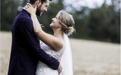 Bryllupsfotograf i Ebeltoft