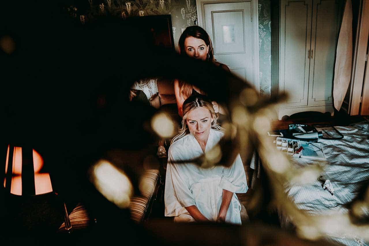 Billeder af bryllup kokkedal slot