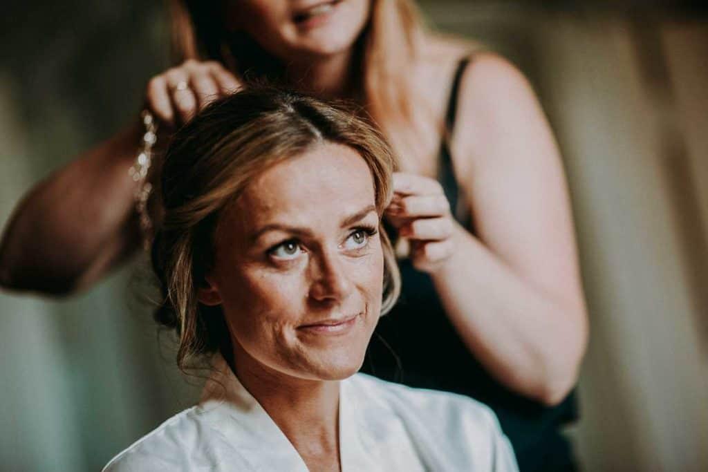 den smukke brud Hørsholm