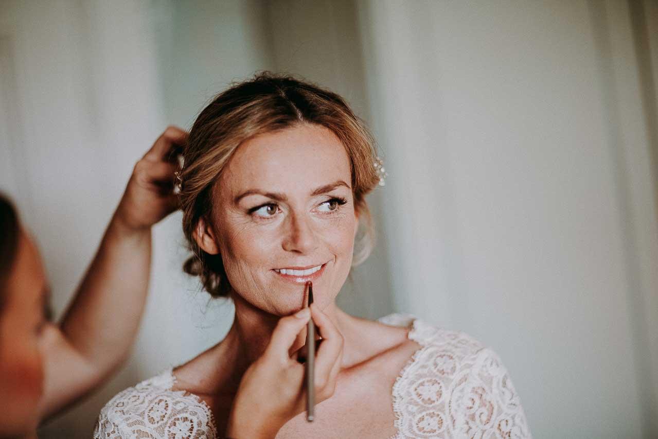 Bryllup på Kokkedal Slot. Bryllup Hørsholm Kirke og Kokkedal Slot