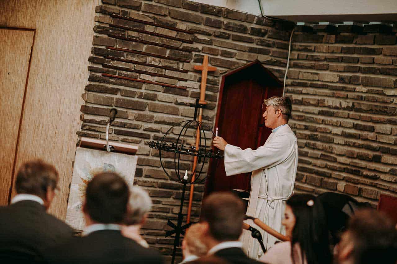 Kong Haakons Kirke præst