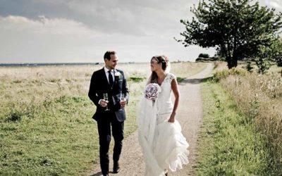 Bryllupsfotograf i Thisted