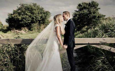 Bryllupsfotograf i Hobro