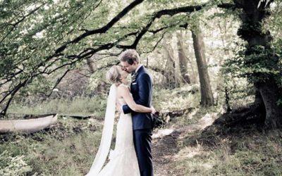 Bryllupsfotograf i Brønderslev