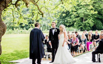 Bryllupsfotograf i Struer