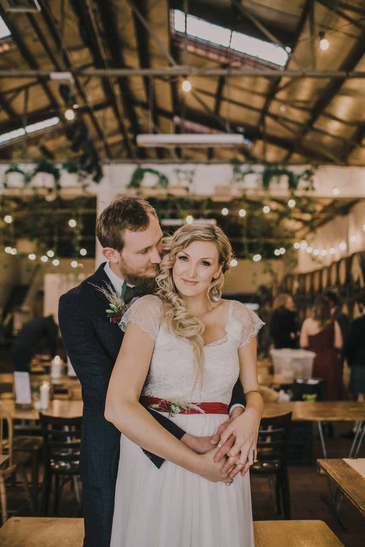 Fotografering i bryllups kaos