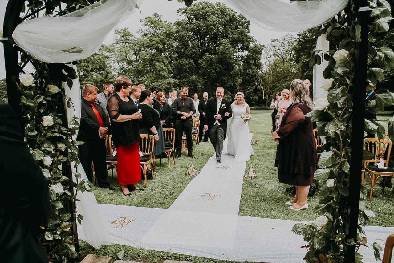 Elegant bryllup i København og på Sjælland, i flotte ...